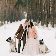 Wedding photographer Vladimir Zolotarev (89205718778). Photo of 20.02.2018