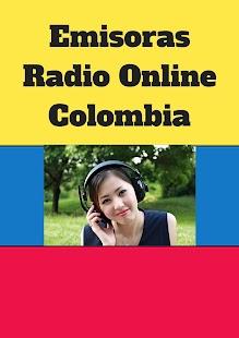 Emisoras Radio Online Colombia - náhled