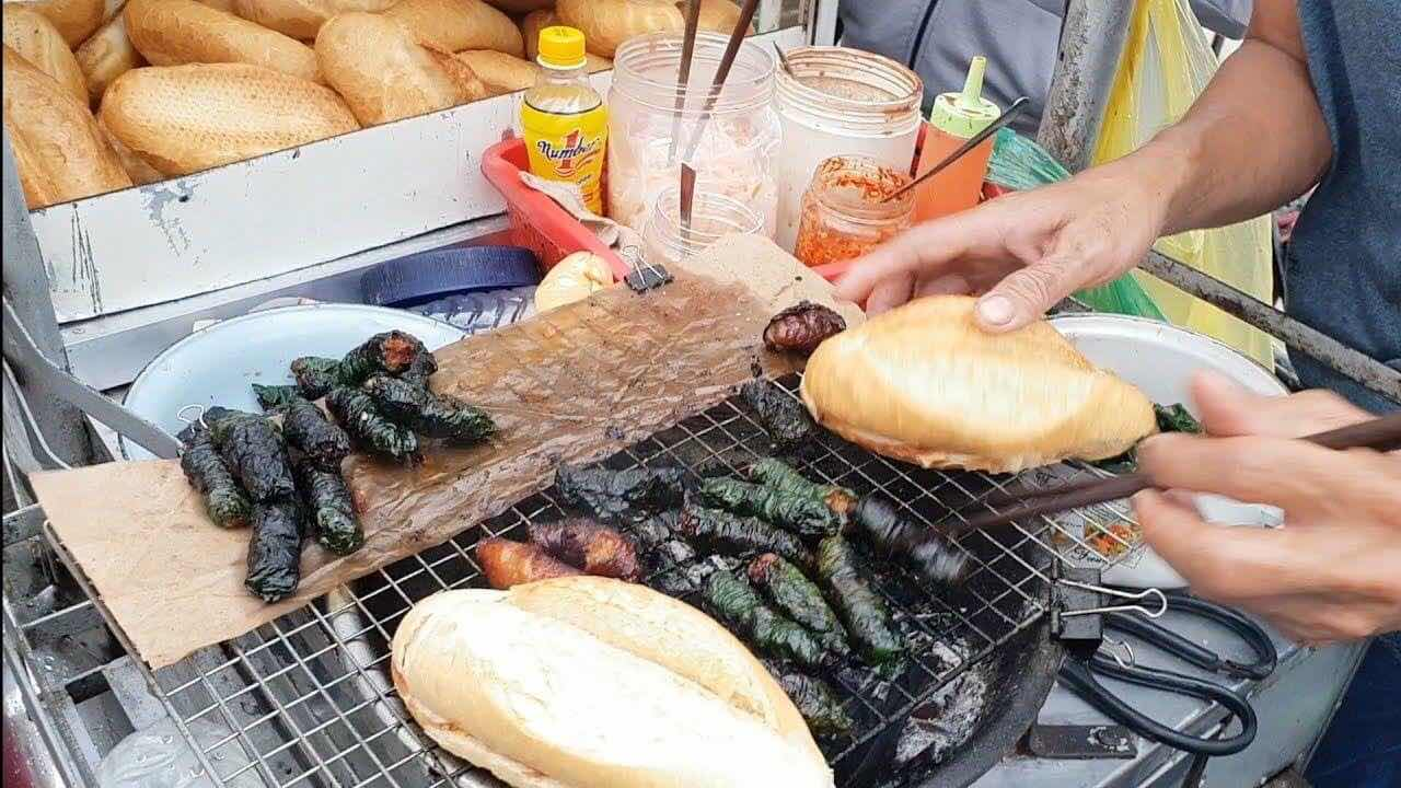 Vinh danh ổ bánh mì Sài Gòn