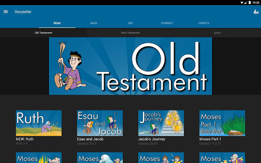 生活必備APP下載 Bible Storyteller 好玩app不花錢 綠色工廠好玩App