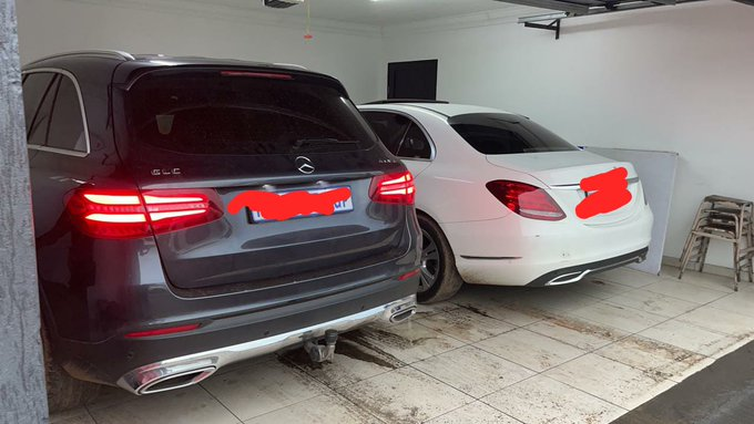 Hijack suspects found with 2 luxury vehicles, plus weapons - SowetanLIVE