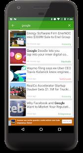 Startup News - náhled