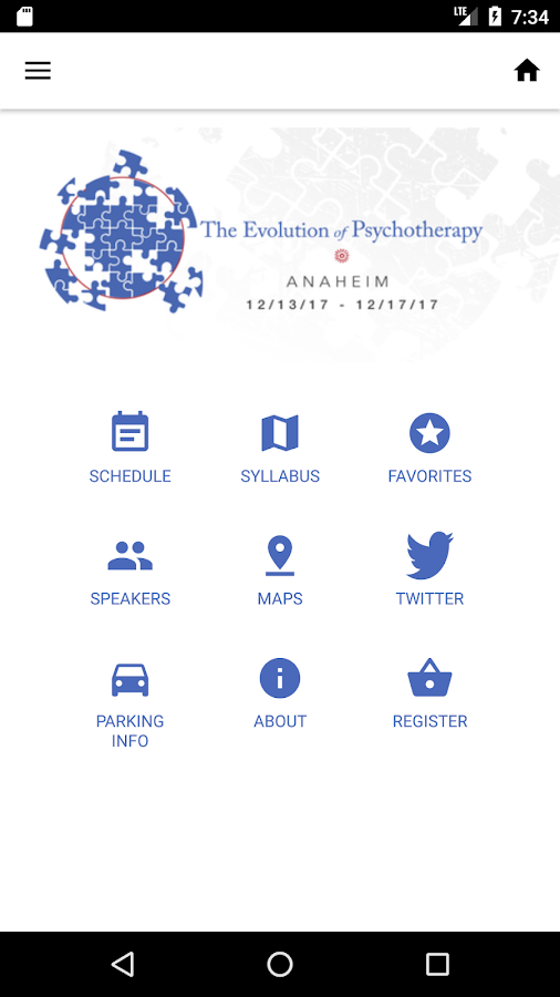 Evolution of Psychotherapy- screenshot