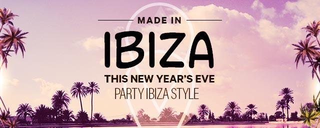 Made in Ibiza