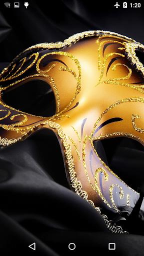 Mask Live Wallpaper 4K