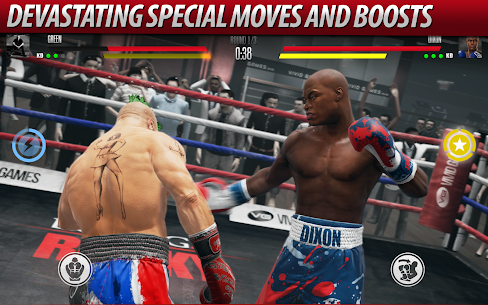 Real Boxing 2 ROCKY 1.8.6 [Unlimited Money] MOD Apk 3
