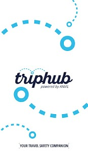 TripHub - náhled