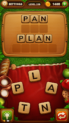 Szó Piknik - Word Snack APK screenshot thumbnail 2