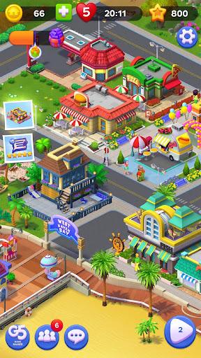 Match Town Makeover screenshot 8