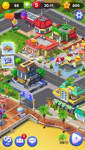 Match Town Makeover Mod Apk 1.11.1202 (Unlimited Boosters/Lives) 8