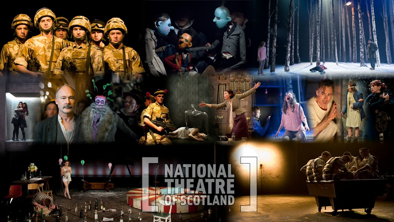 Cover photo for National Theatre of Scotland