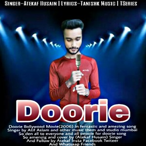 Cover Art for song Doorie (Atekaf Husain)