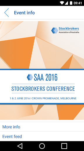 SAA 2016 Annual Conference