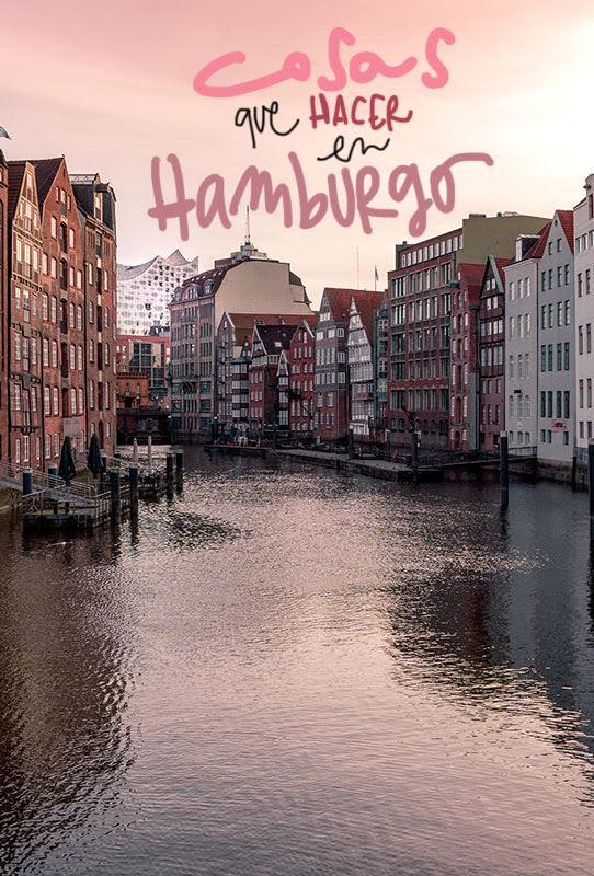 que ver y hacer en Hamburgo