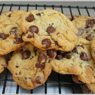 Another Crunchy Chocolate Chip Cookie Recipe -- All Butter.