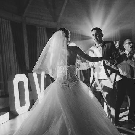 Wedding photographer Katarzyna Rolak (rolak). Photo of 26.11.2017
