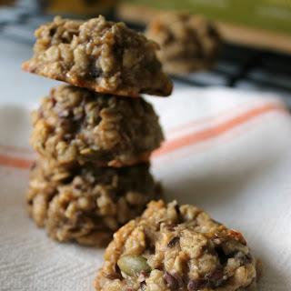 4 Ingredient Breakfast Cookies