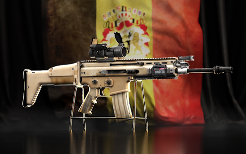 How it Works: FN SCAR assault rifle - náhled