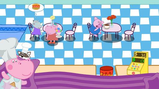 Kids cafe. Funny kitchen game apktram screenshots 7