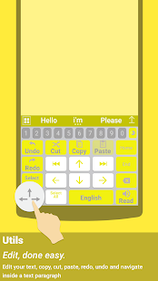 ai.type keyboard Plus + Emoji Screenshot 13