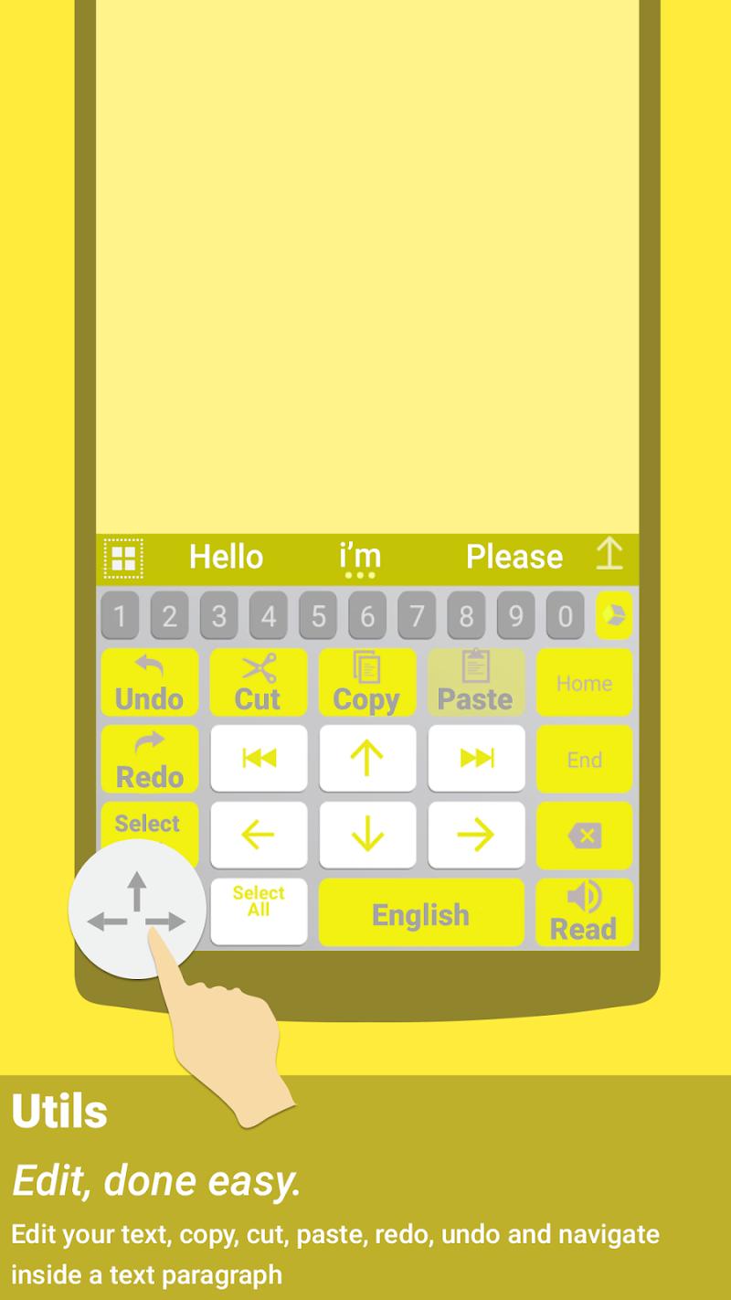 ai.type keyboard Plus + Emoji Screenshot 12
