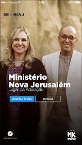 Min. Nova Jerusalém - Oficial screenshot 0
