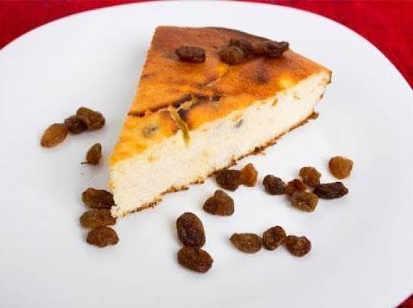 Oatmeal Raisin Cheesecake Recipe