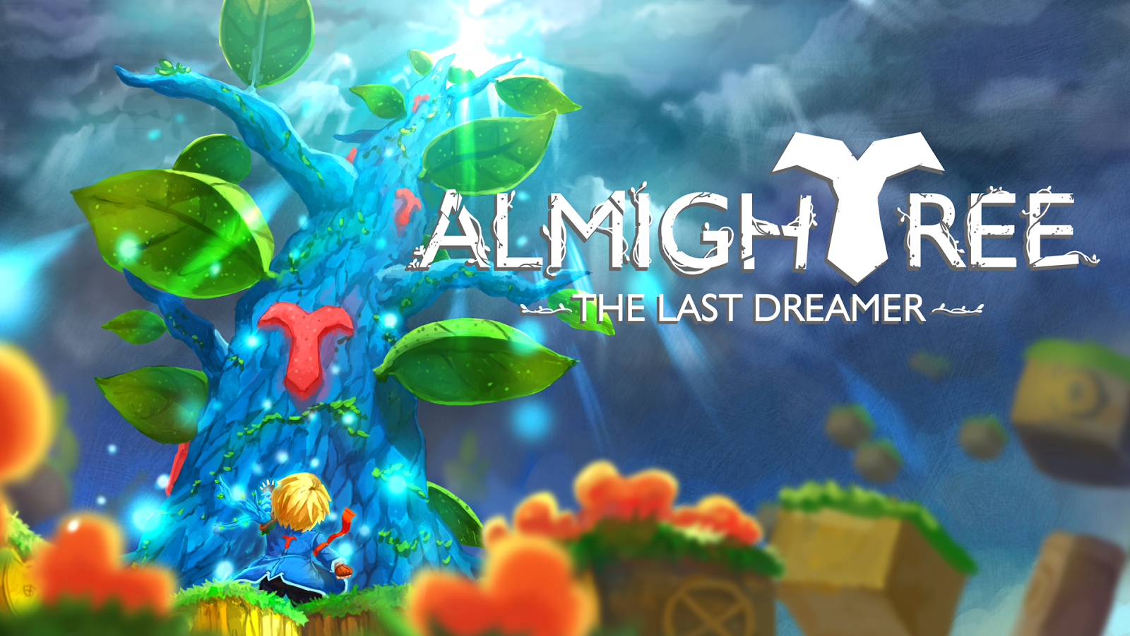 Almightree: The Last Dreamer- screenshot