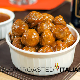 Sweet and Sour Meatball Poppers Recipe