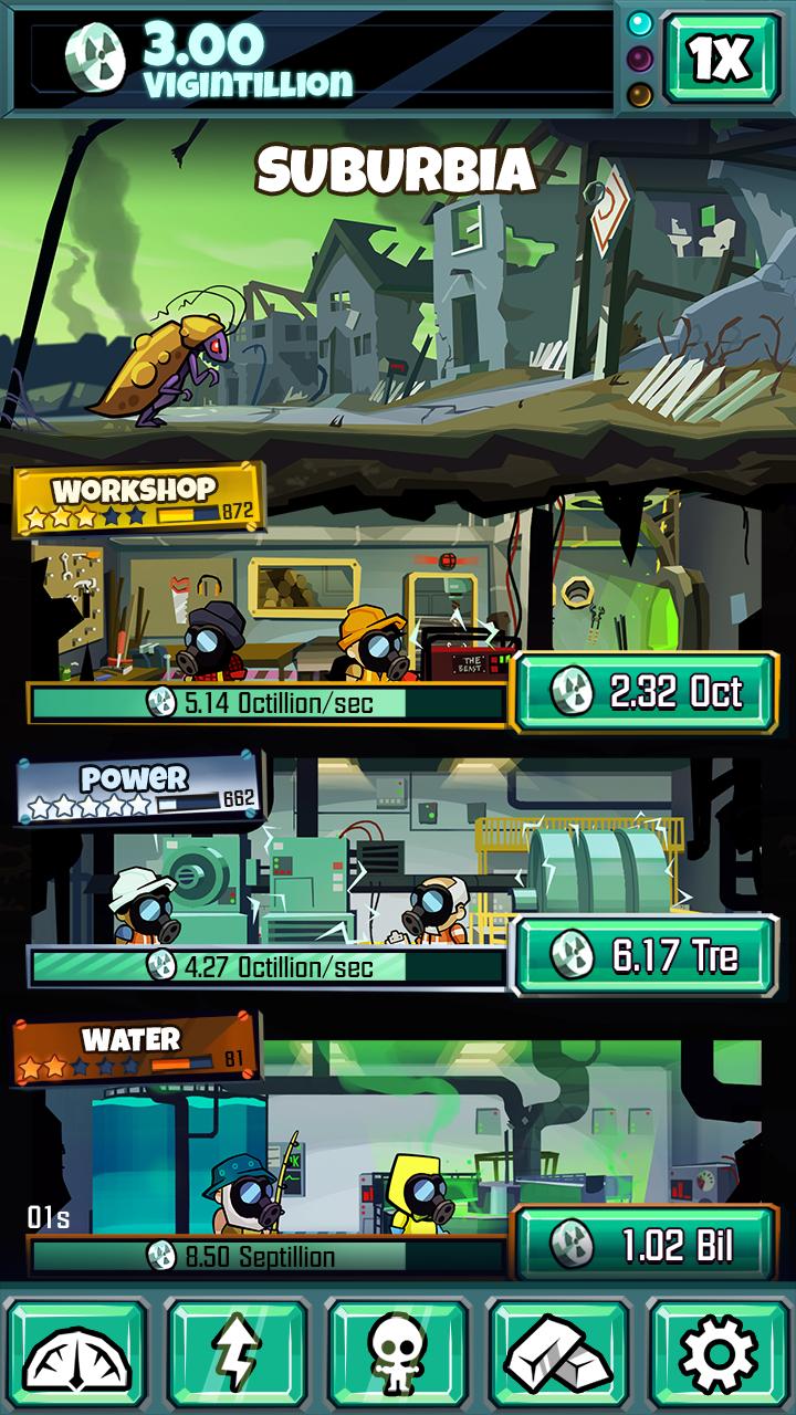 Doomsday Clicker screenshot #2