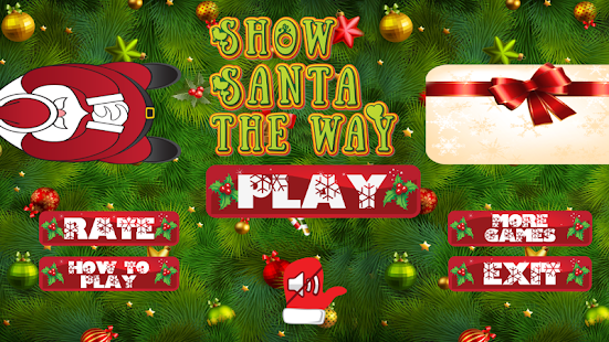 Show Santa The Way - náhled