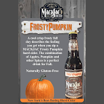 Mackjac Hard Cider Frosty Pumpkin