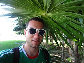 Photo: Tohle byla moje džunglí královská koruna. Ne, opravdu jsme tam nic nehulili.