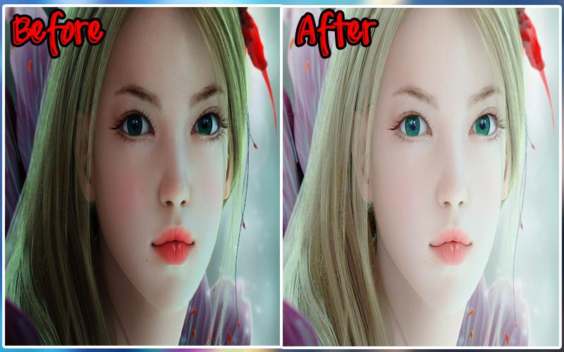 You Cam Make Up Beauty Pro- screenshot