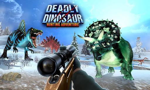 Deadly Dinosaurs Hunting Adventure 2020 1.7 screenshots 8