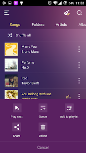 Music Player-GO Music Player apk screenshot