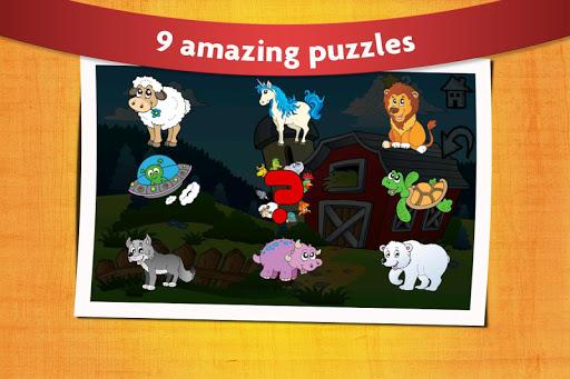 Kids Peg Puzzle Game screenshot 19
