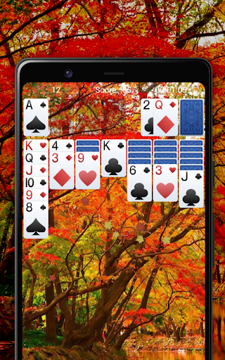 Solitaire apkmr screenshots 3