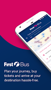 First Bus – Plan, buy mTickets & live bus times 1