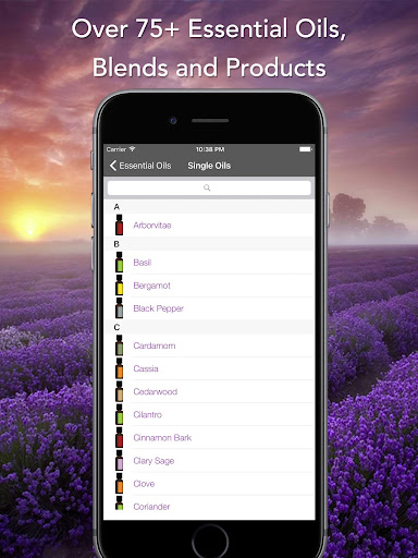 Download Essential Oils Reference Guide for doTERRA MOD APK 9