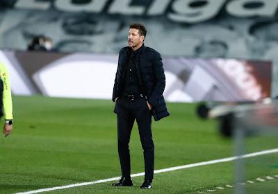 """Diego Simeone répond à Jürgen Klopp : """"Ce que je pense de ses critiques sur notre jeu ? Rien"""""""