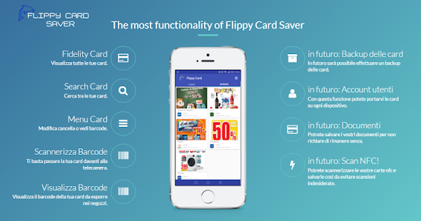 Flippy - Rewards Cards Wallet - náhled