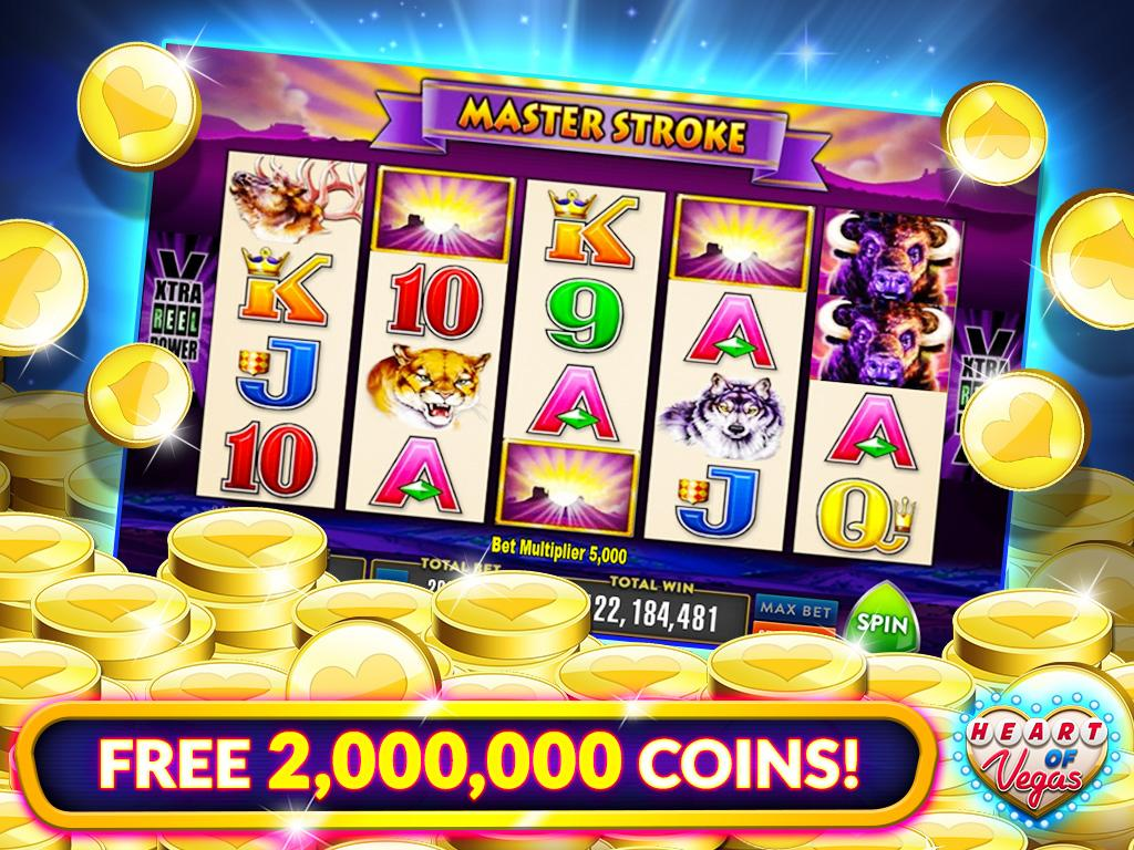 Heart of Vegas™ Slots Casino- screenshot
