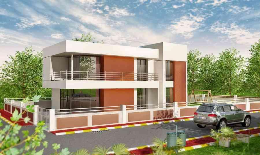 3D Home Design Plans