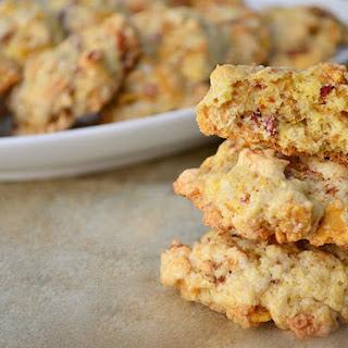 Breakfast Bacon Cookies.
