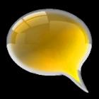 GO SMS Pro Canary Glass Theme icon