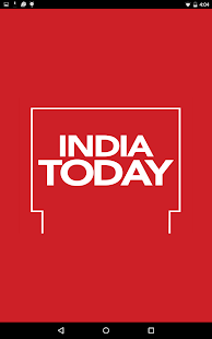 India Today Channels- screenshot thumbnail