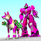 Download Dog Robot Transform Moto Robot Transformation Game For PC Windows and Mac