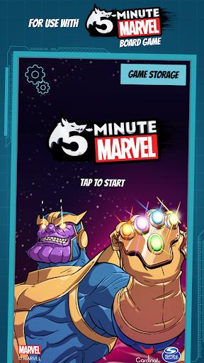 Five Minute Marvel Timer APK MOD – Monnaie Illimitées (Astuce) screenshots hack proof 1