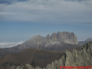 Photo: IMG_4375 Sassopiatto e Sassolungo dalla Cresta dei Monzoni